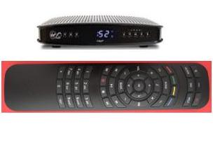 virgin v box hd remote picture